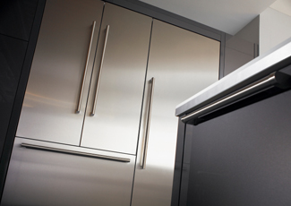 Stainless Steel Kitchen Cabinets South Hill, WA