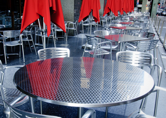 Stainless Steel Dining Table Kirkland, WA