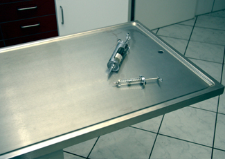 Tacoma, WA Exam Table