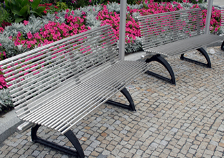 Stainless Steel Bench Everett, WA