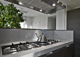 Stainless Steel Kitchens Bellingham, WA